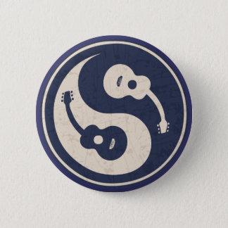Guitare Yang - bleu Badges