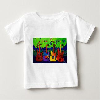 Guitares de natures par Piliero T-shirt