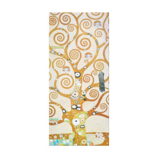 Gustav Klimt l'arbre de l'art Nouveau de la vie Toiles