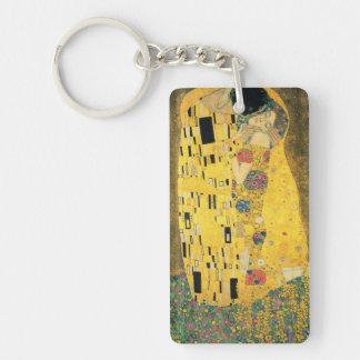 GUSTAV KLIMT - Le baiser 1907 Porte-clefs