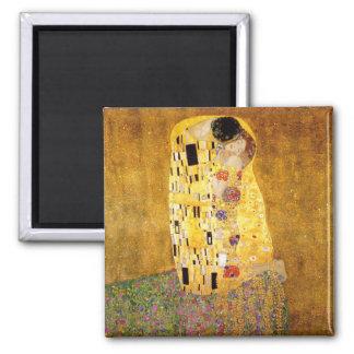 Gustav Klimt le baiser Aimants Pour Réfrigérateur