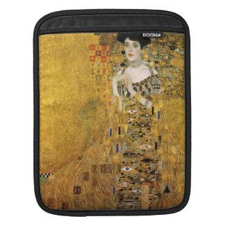 GUSTAV KLIMT - Portrait d'Adele Bloch-Bauer 1907 Housse iPad