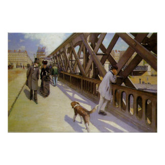 Gustave Caillebotte Posters