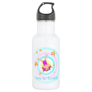 Gymnastique - amour d'I à dégringoler bouteille