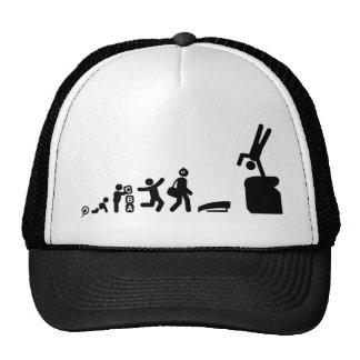Gymnastique - chambre forte casquette de camionneur