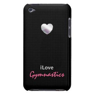 Gymnastique mignonne coque barely there iPod