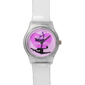 Gymnastique rythmique montres cadran