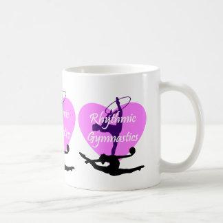 Gymnastique rythmique mug