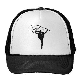 Gymnastique rythmique - ruban casquette trucker