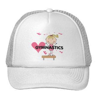 GYMNASTIQUE - T-shirts et cadeaux de gymnastique d Casquettes De Camionneur