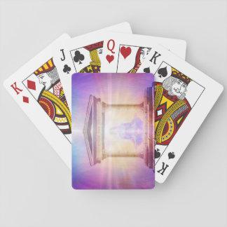 H049 connaissent Thy magenta d'individu Jeux De Cartes