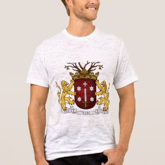 Haarlem wapen, Pays-Bas T-shirt