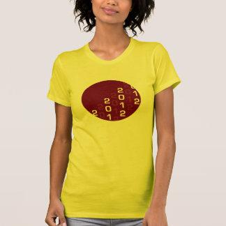 "Habillement ""2012 Sun maya "" de 2012 T-shirts de"