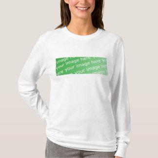 Habillement américain Hoody de dames T-shirt