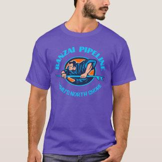 Habillement de canalisation de Banzai T-shirt