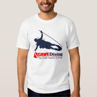 Habillement de CAVEDiving T-shirts