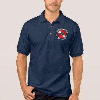 Habillement de Divemaster extrémité profonde T-shirts