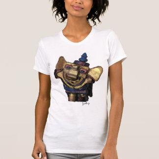 Habillement de Ganesh de bouchon de réservoir T-shirt