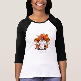 Habillement de MIMS - flamme éternelle T-shirts