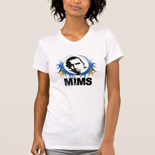 Habillement de MIMS - image de MIMS encadrée - exc T-shirts