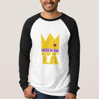Habillement de MIMS - roi américain de L.A. T-shirt