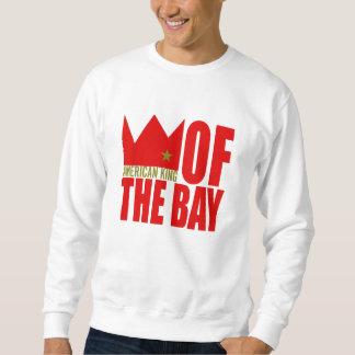 Habillement de MIMS - roi américain de la baie Sweatshirt