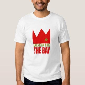 Habillement de MIMS - roi américain de la baie T-shirts