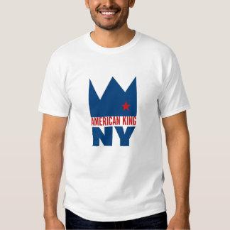 Habillement de MIMS - roi américain de NY T-shirts