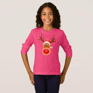 Habillement de T-shirt d'enfant de Rudolph Père
