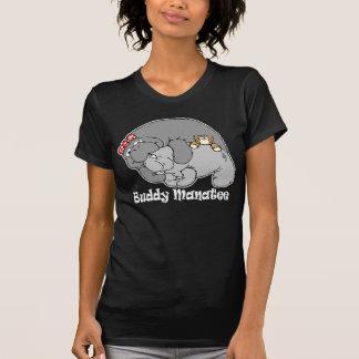 Habillement d'obscurité de baiser de lamantin t-shirt