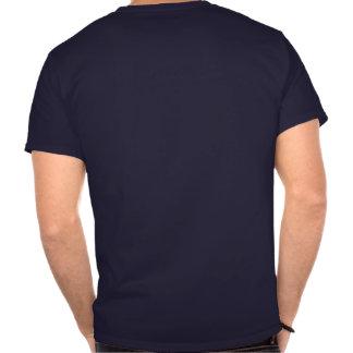 Habillement extrême du plongeur 2 t-shirts