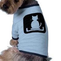 """Habit pour chien """"La Litière du Chat"""""""