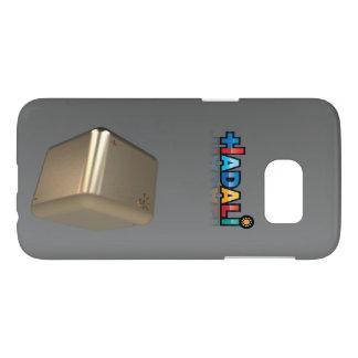Hadali joue - cube d'or - le cas de Samsung S7 Coque Samsung Galaxy S7