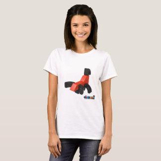 Hadali joue - le T-shirt des femmes - le scorpion