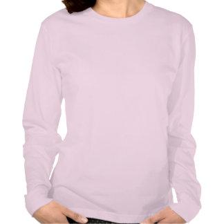 Haflinger a adapté la longue chemise de douille t-shirts