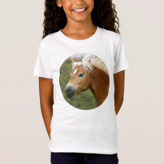 Haflinger badine le T-shirt