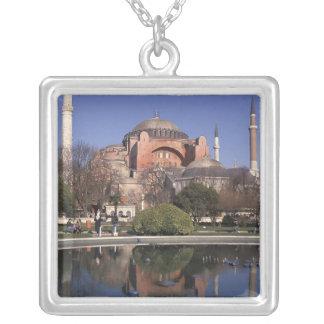 Hagia Sophia, Istanbul, Turquie Pendentif Carré