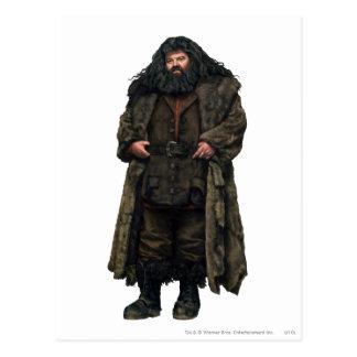 Hagrid Cartes Postales