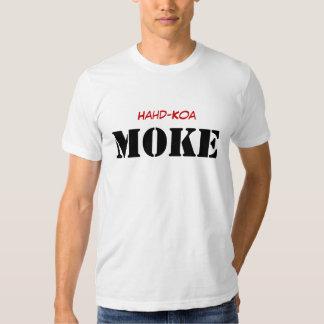 Hahd-Koa Moke T-shirts