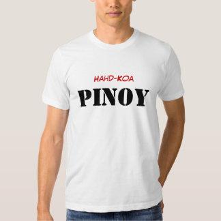 Hahd-Koa Pinoy T-shirt