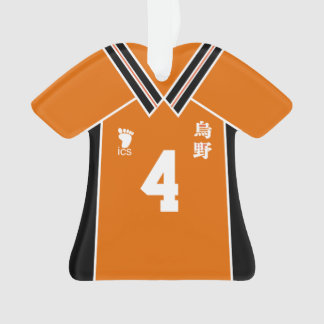 Haikyuu ! Ornement de Nishinoya Jersey