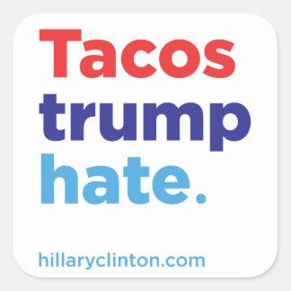 Haine d'atout de tacos : Autocollant 2016 de