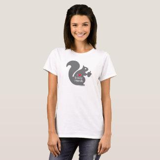 Haineux d'écureuil t-shirt