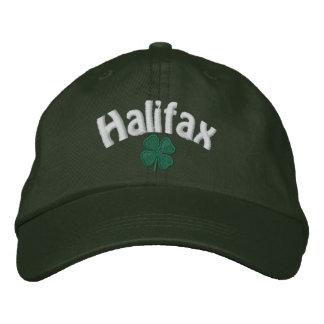 Halifax - trèfle de quatre feuilles casquette brodée