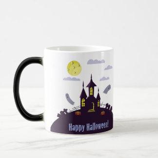 Halloween a hanté la Chambre Mug Magic
