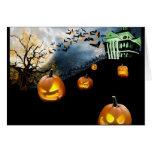 Halloween Cartes De Vœux