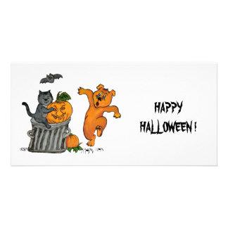 Halloween contents ! 5 photocarte