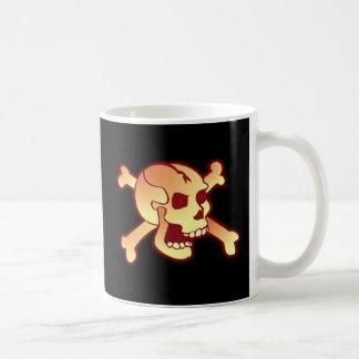 Halloween crânes tête de mort skull mugs à café