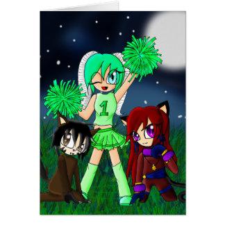 Halloween Cuties Cartes
