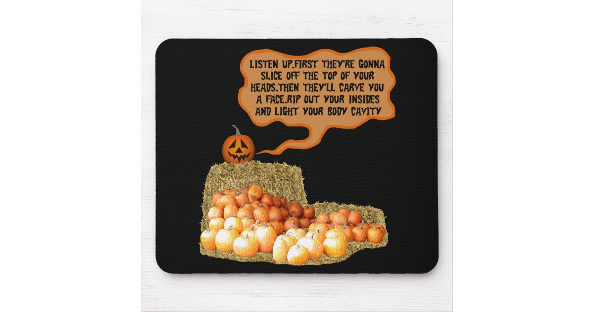 Halloween dr le tapis de souris zazzle for Surface minimum bureau code du travail